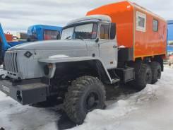 Урал 4320. Шасси , пробег 31 тыс км, 11 500куб. см., 6x6