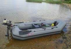 Лодка Hunter 300 + мотор Jet 2.6