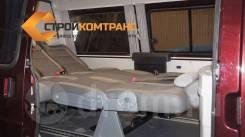 ГАЗ Соболь. Автодом Соболь ГАЗ-27527 4х4 салон Ривьера, 2 700куб. см. Под заказ