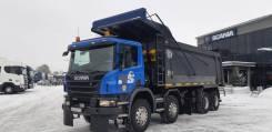 Scania P440. Продается самосвал 8X4 2018 г. в. с кузовом Бецема, 13 000куб. см., 50 000кг., 6x4
