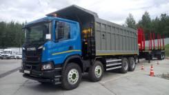 Scania G500B8x4HZ, 2019