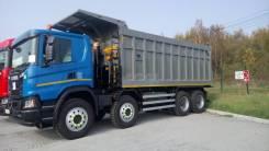 Scania G500B8x4HZ-32m3, 2019