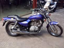 Kawasaki Eliminator 125, 2000