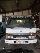 Mitsubishi Fuso Fighter, 1998