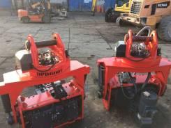 Вибропогружатель Daedong DPD 600Т на экскаваторы 30-40т
