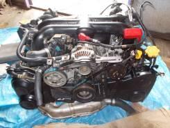 Двигатель EJ20X на Subaru Legacy, B4 2003-06г