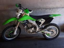 Kawasaki KLX 450R, 2012