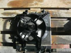 Радиатор Mazda Demio DW