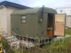 ГАЗ 63. Продам вагончик (КУНГ, мобильный жилой модуль)