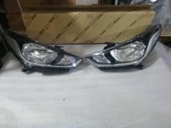 Фары Hyundai Solaris 2 комплект