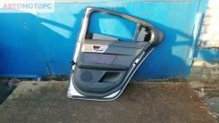 Дверь боковая задняя правая Jaguar XF 2011 седан