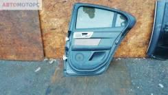 Дверь боковая задняя правая Jaguar XF 2009 седан