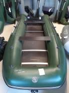 Лодка ПВХ SibRiver Таймыр 360 люкс