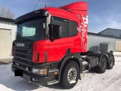 Scania P114GA. Продается седельный тягач скания, 11 000куб. см., 28 100кг., 6x4