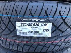 Nitto NT420S, 265/50R20 111V Made in Japan!