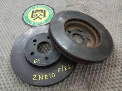 Диск тормозной перед R. L Toyota Wish ZNE10, ZNE14 -20% На установку