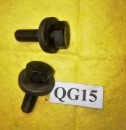 Болт шестерни выпускного распредвала Nissan QG15