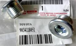 Пробка редуктора 90341#18051 Toyota Lexus оригинал
