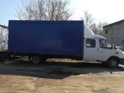 ГАЗ 320202. Фермер 2007г. в., длина 5.3 +ГБО,, 2 400куб. см.