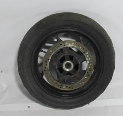 6571. Колесо Enkei с резиной 120/80-14 Bridgestone
