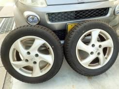 """Шинком"" комплект литых дисков 4*108R15. Peugeot. Без пробега по РФ."