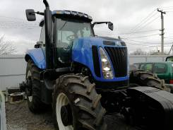 New Holland. Трактор T8040 с наработкой, 300 л.с.