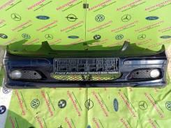 Бампер передний Mercedes-Benz C203 КУПЕ дорестайл