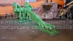 Измельчитель бетона для демонтажа зданий