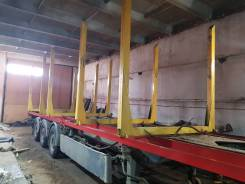 Renders. Протдам лесовозные коники для контейнеровоза., 41 000кг.