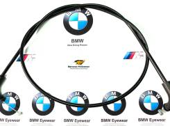Трос замка капота (между замками) BMW 7 (E65, E66)