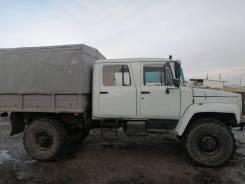 ГАЗ 330810. Газ 330810, 4x4
