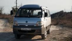 Kia Bongo III. Микроавтобус, 15 мест