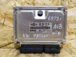 Блок управления двигателем (038906019GN) VW Passat B5 1.9TDI 2000-2005