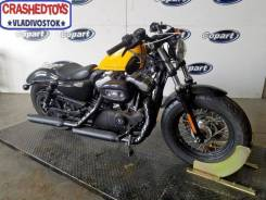 Harley-Davidson Sportster Forty-Eight XL1200X 29027, 2011