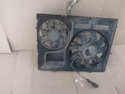 Вентилятор радиатора охлаждения Volkswagen Touareg 2008