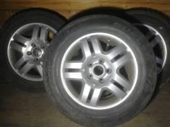 Шины и диски комплект Volkswagen Toiareg