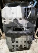 Защита двигателя. Mitsubishi Pajero, KR1W, KS1W Mitsubishi Montero Sport, KR1W, KS1W Mitsubishi Pajero Sport, KR1W, KS1W, KS0W 4N15, 6B31