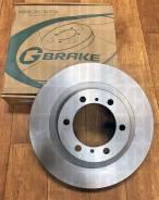 Тормозной диск G-brake GR-21220 T. Prado 150/GX460