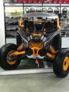 BRP Can-Am Maverick X3 X RC Turbo. исправен, есть псм\птс, без пробега