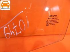 Стекло двери передней левой Nissan Qashqai 2006-2013 [80301JD000]
