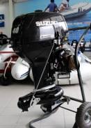 Лодочный мотор Suzuki DT 40 WRS JET с водометом, новый, нерж. импеллер