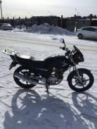Yamaha YBR 125. 125куб. см., исправен, птс, с пробегом. Под заказ