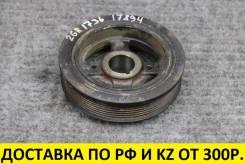 Контрактный шкив коленвала Toyota / Lexus 2GR/3GR/4GR/5GR. Оригинал