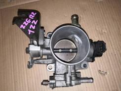 Дроссельная заслонка, Toyota Corolla Fielder, ZZE122, 1ZZ-FE, №: 2221022080, без_клапана_холостого_