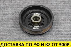 Контрактный шкив коленвала Nissan QR25/QR25. Оригинал.