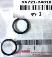 Прокладка фильтра масляного, кольцо корпуса 96721#24018 Toyota оригинал