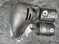 Защита выхлопного коллектора Toyota Camry ACV30 2AZFE рестайлинг