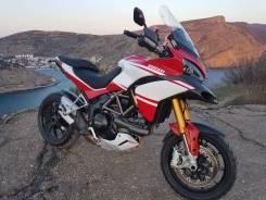 Ducati Multistrada. 1 200куб. см., исправен, птс, с пробегом