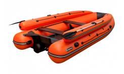 Лодка моторная ПВХ SibRiver Абакан-420 JET в наличии