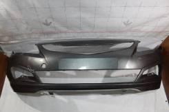 Бампер передний Hyundai Solaris 2014-2017 оригинал